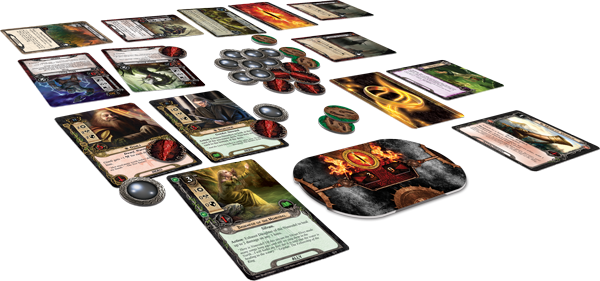 Lord Of The Rings The Card Game Power Card
