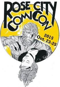 Rose City Comic Con 2015