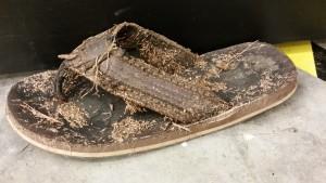 Soggy Sandal 2